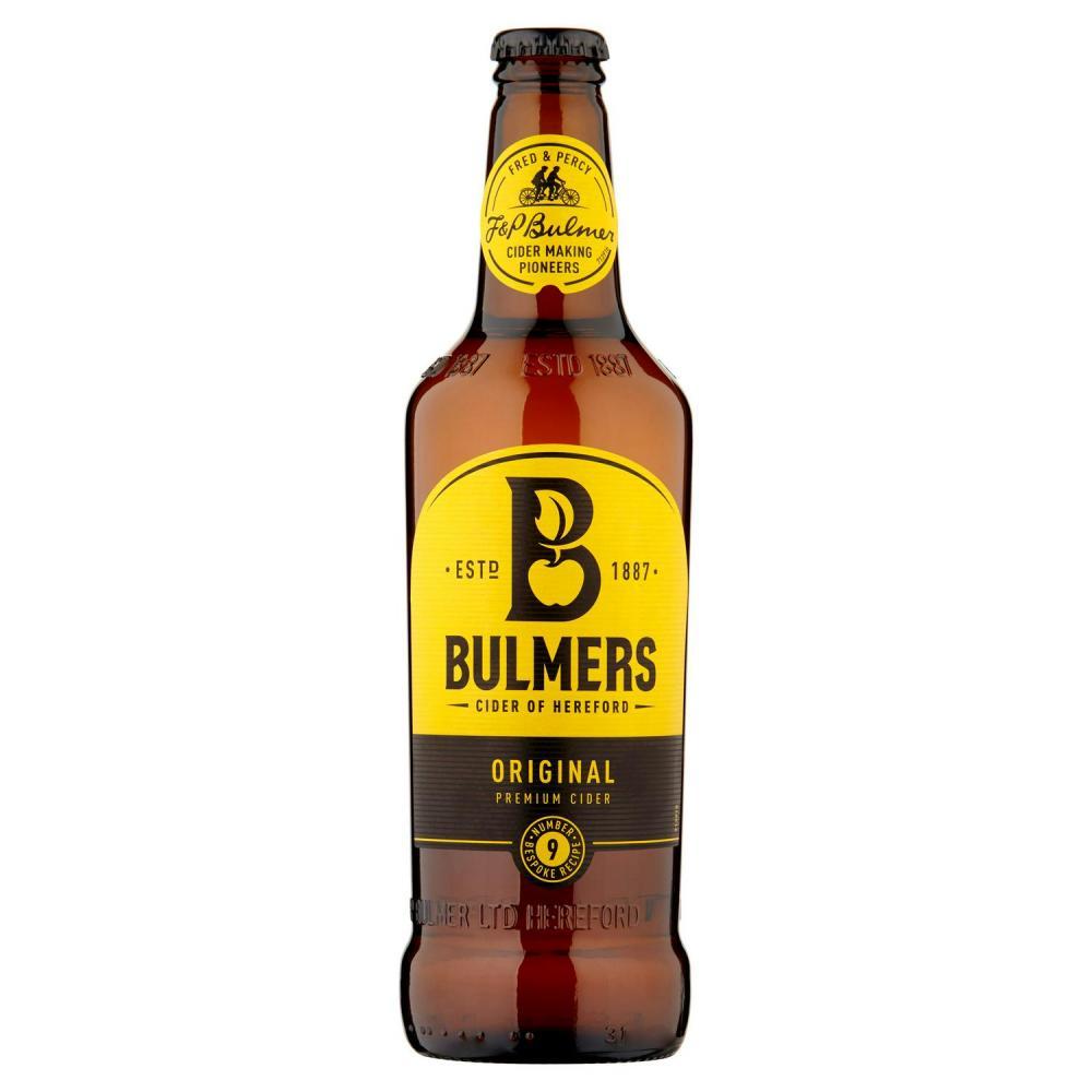 CLEARANCE  Bulmers Original 500ml