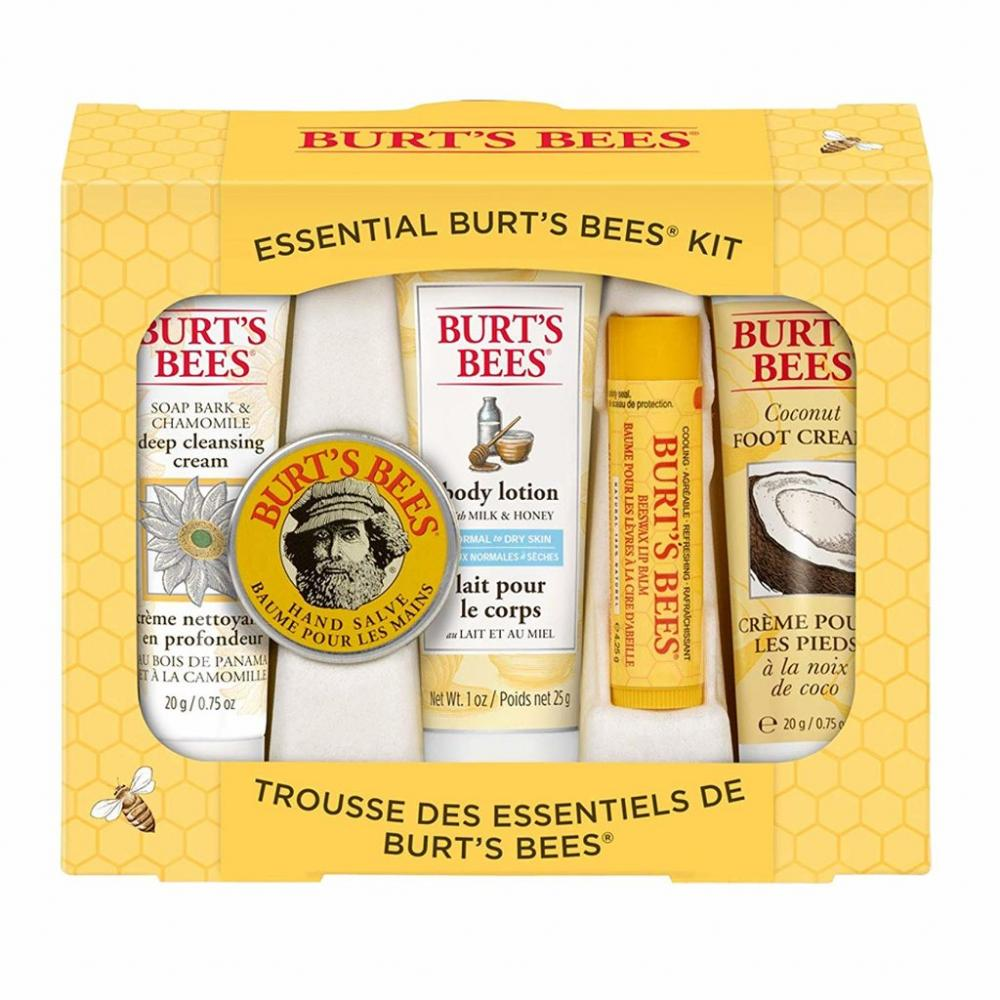 Burts Bees Essential Body Kit
