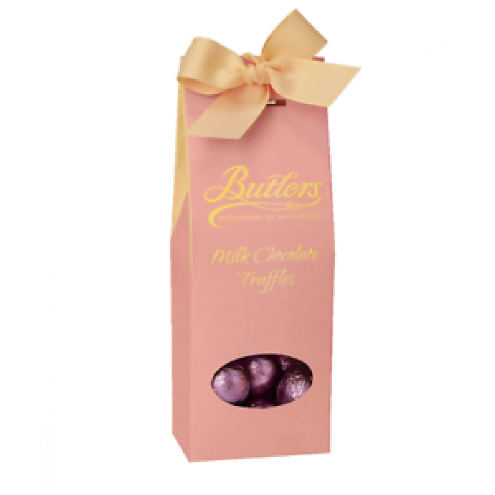Butlers Milk Chocolate Truffles 130g