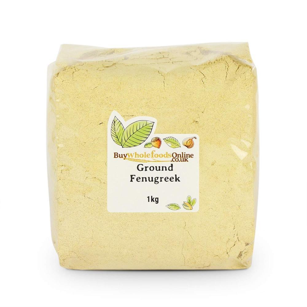 Buy Whole Foods Ground Fenugreek 1kg