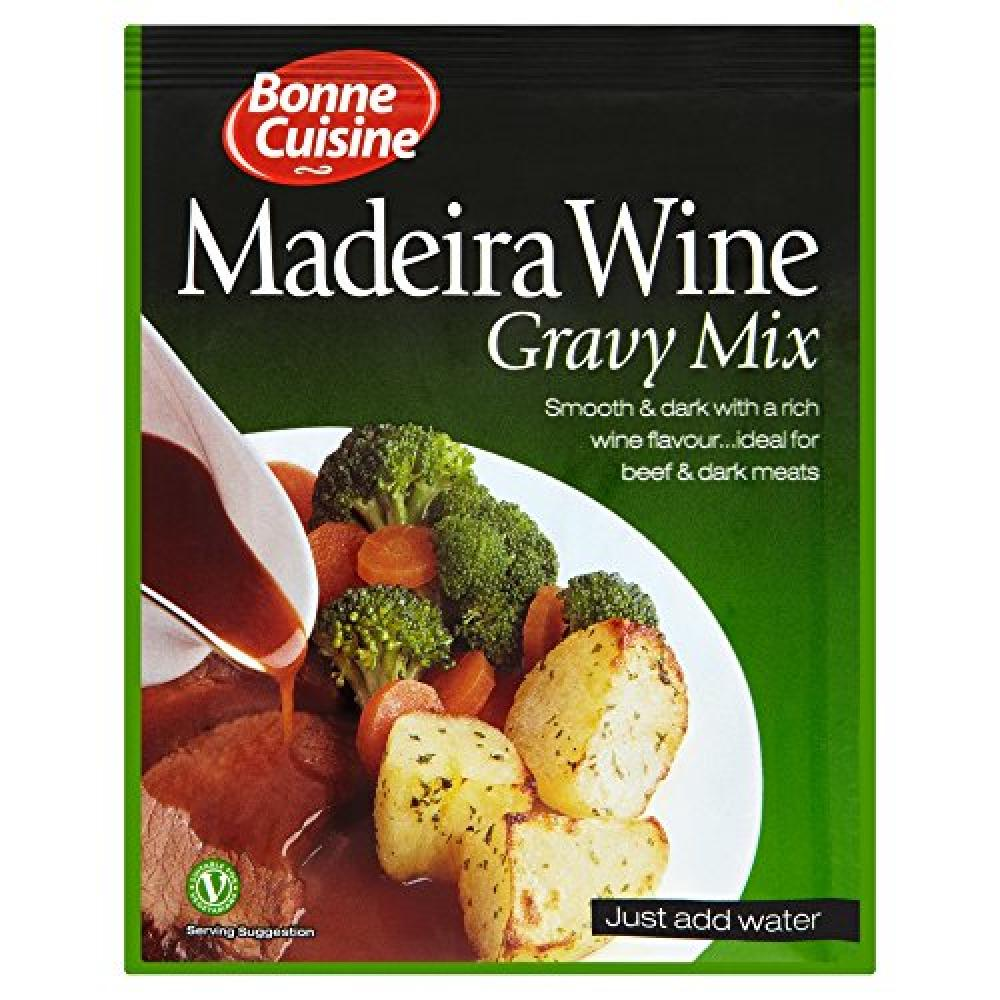 C and B Gravy Mix Madeira Wine Vegetable 30g