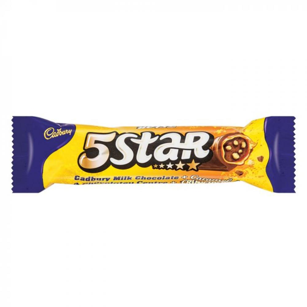 FLASH DEAL  Cadbury 5 Star Bar 48.5g
