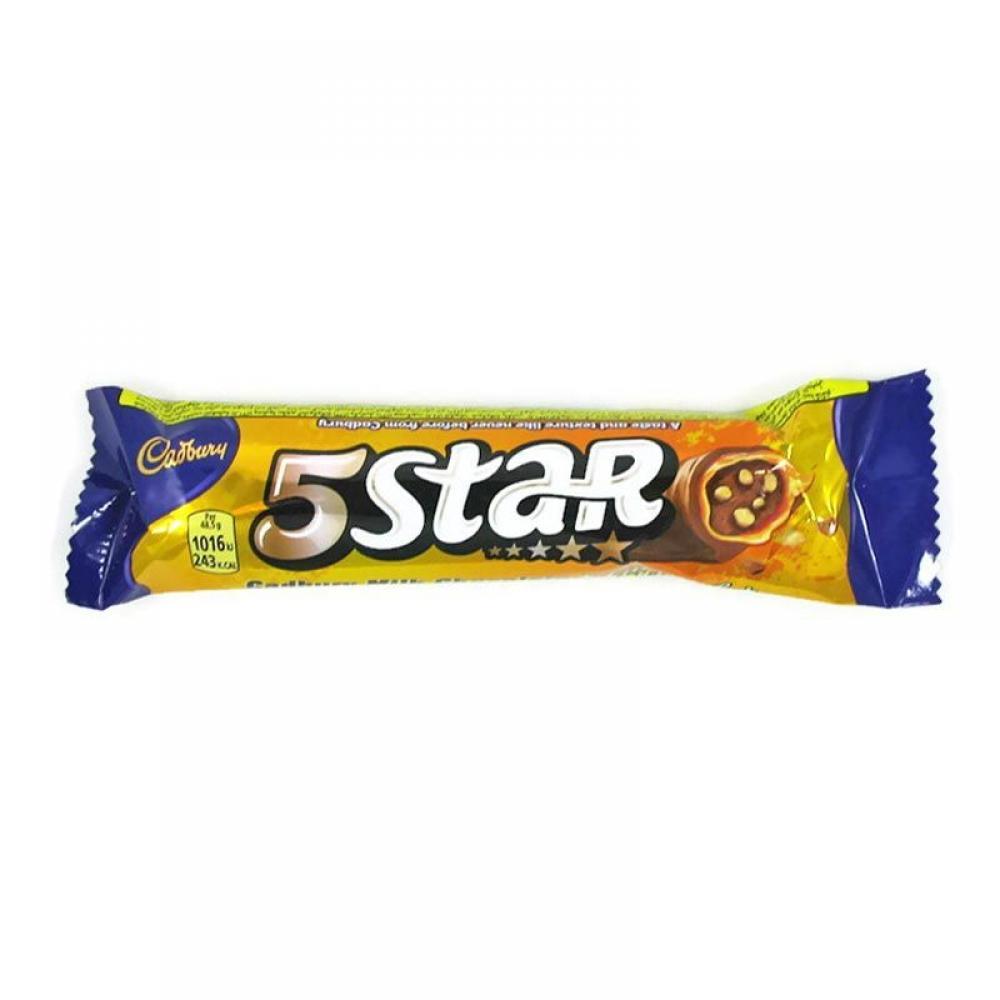 Cadbury 5 Star Bar 48.5g