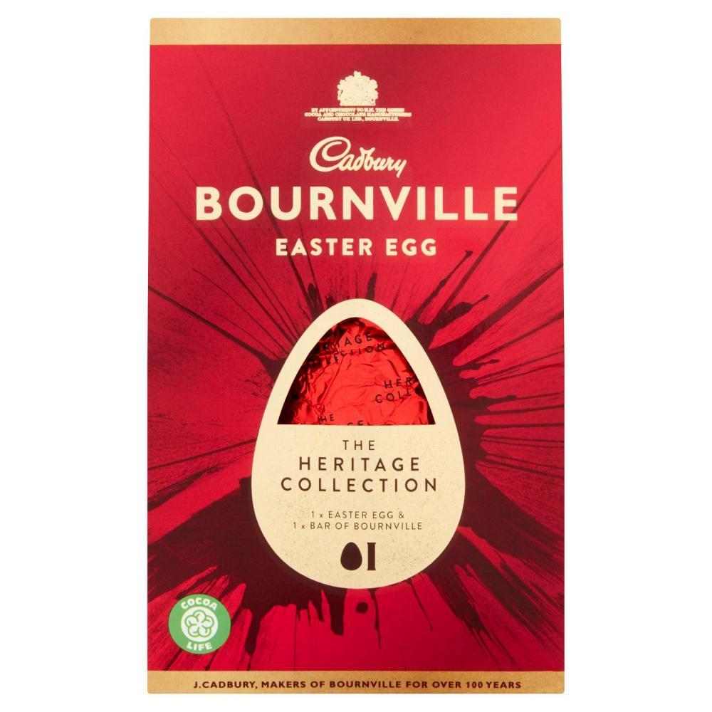 Cadbury Bournville Easter Egg 155g