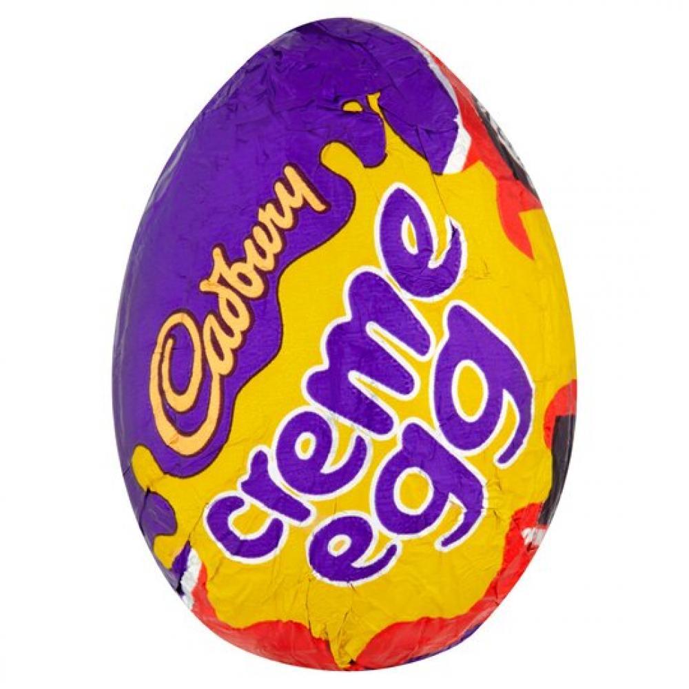 20P MEGA DEAL  Cadbury Creme Egg 40g