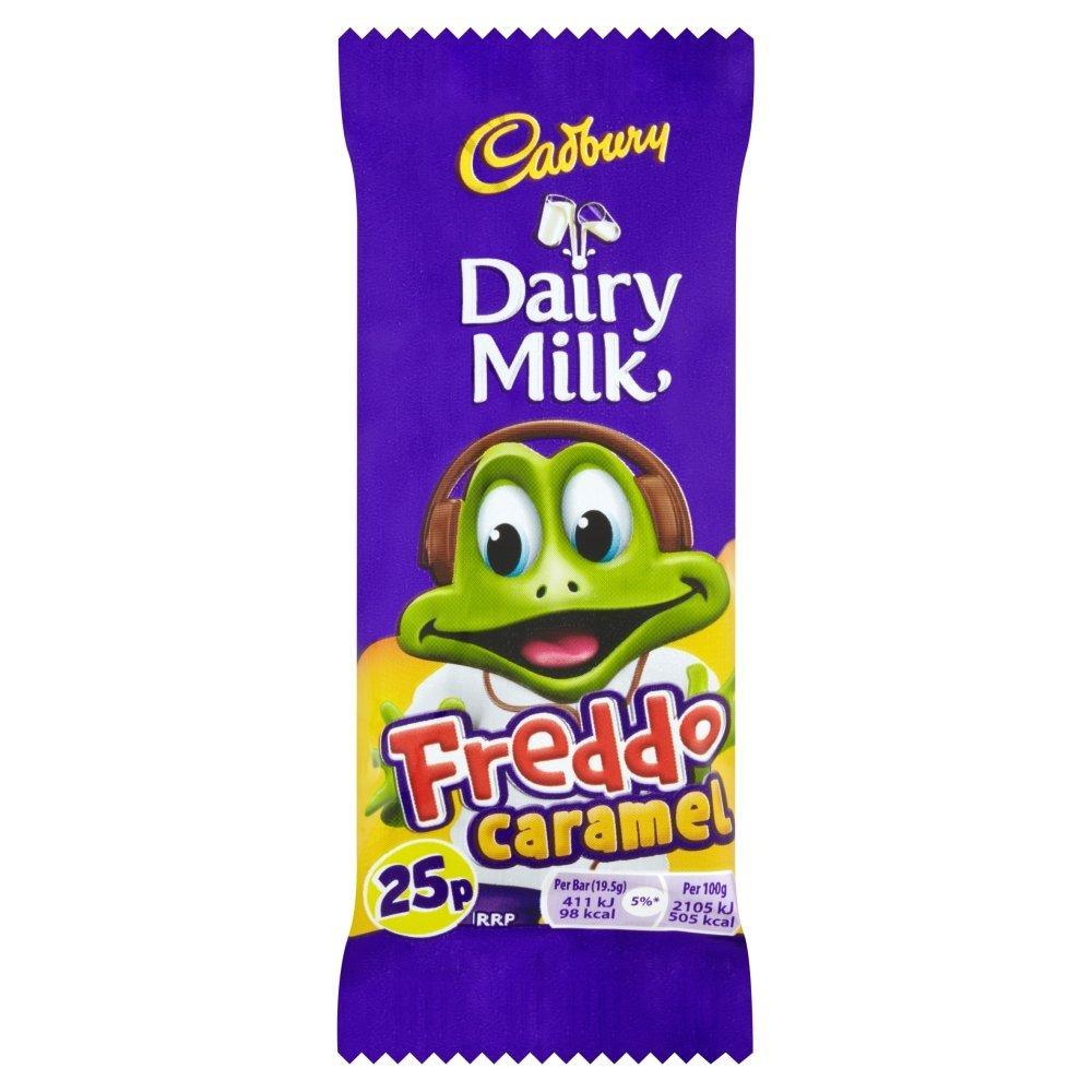 Cadbury Dairy Milk Freddo Caramel 19.5g
