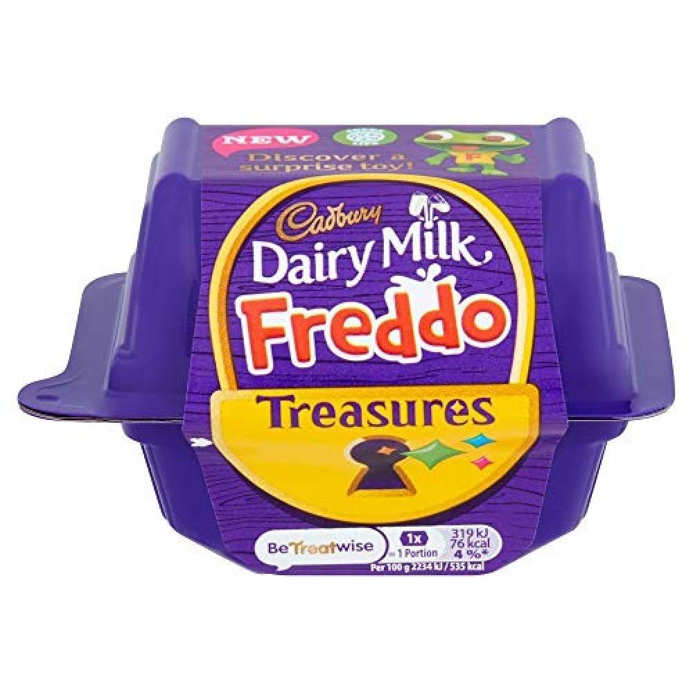 Cadbury Dairy Milk Freddo Treasures 14.4g
