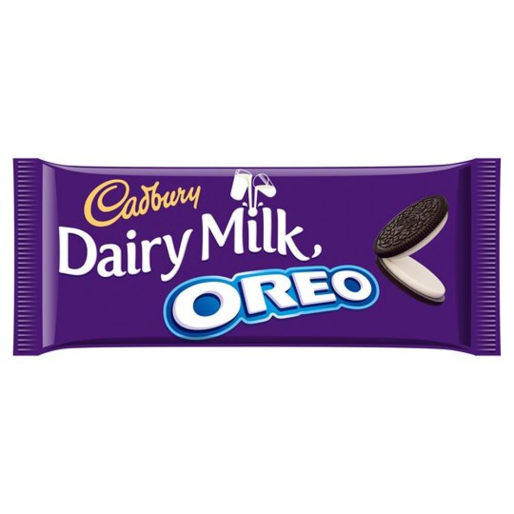SALE  Cadbury Dairy Milk Oreo 120g