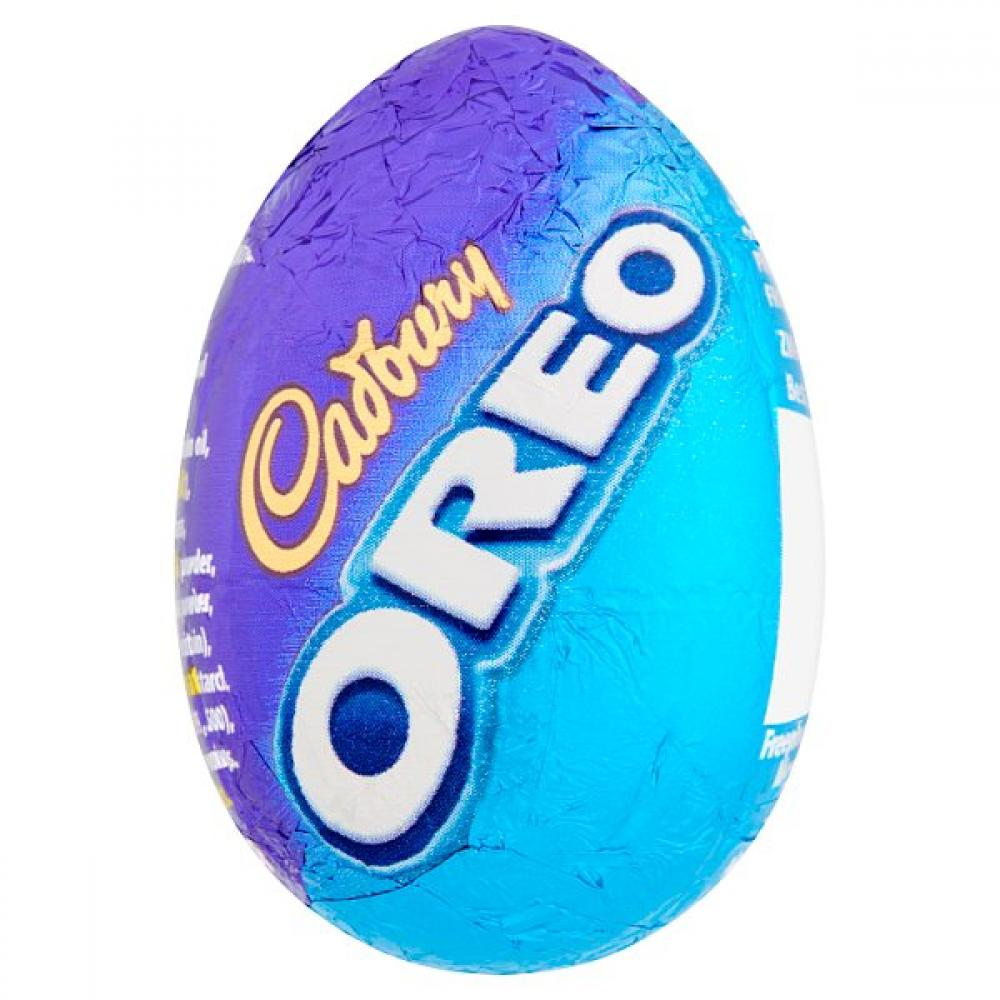 Cadbury Oreo Chocolate Easter Egg 31g