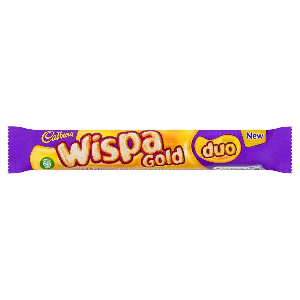 Cadbury Wispa Gold Duo 72g
