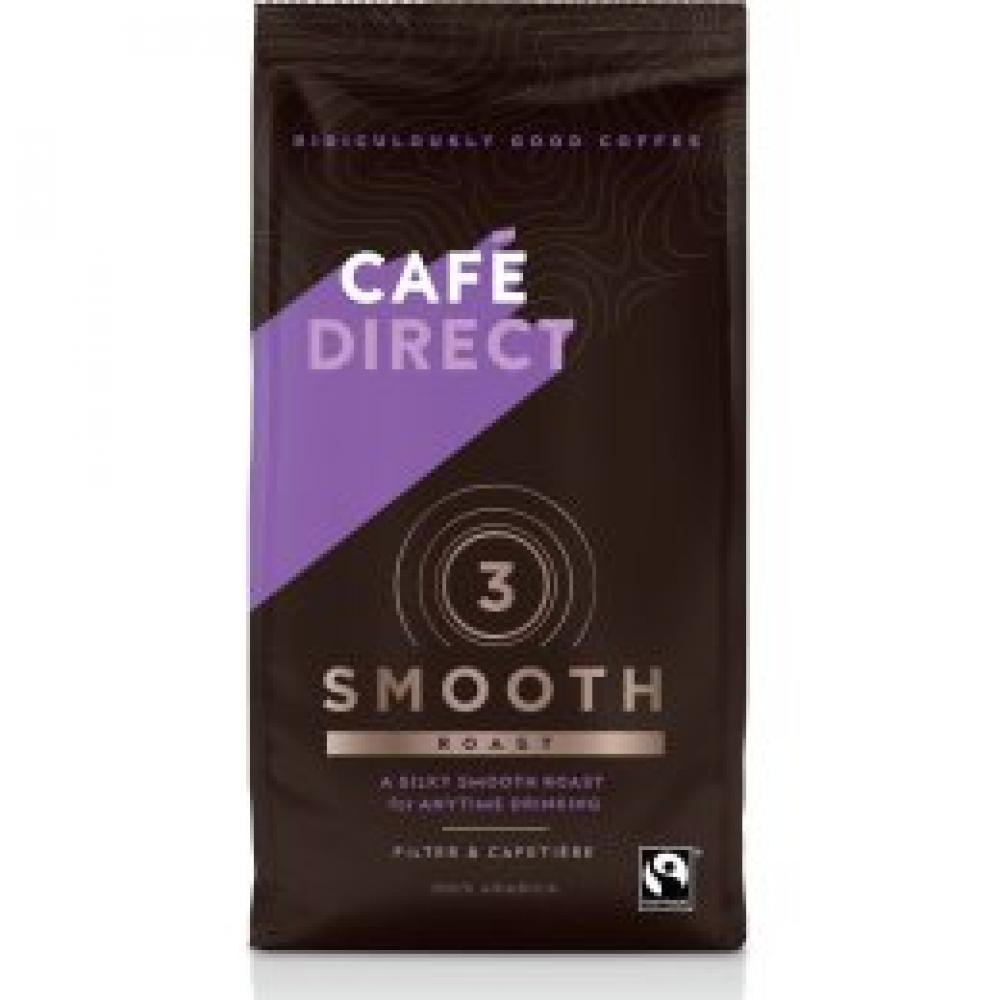 SALE  Cafe Direct Smooth Roast 180g