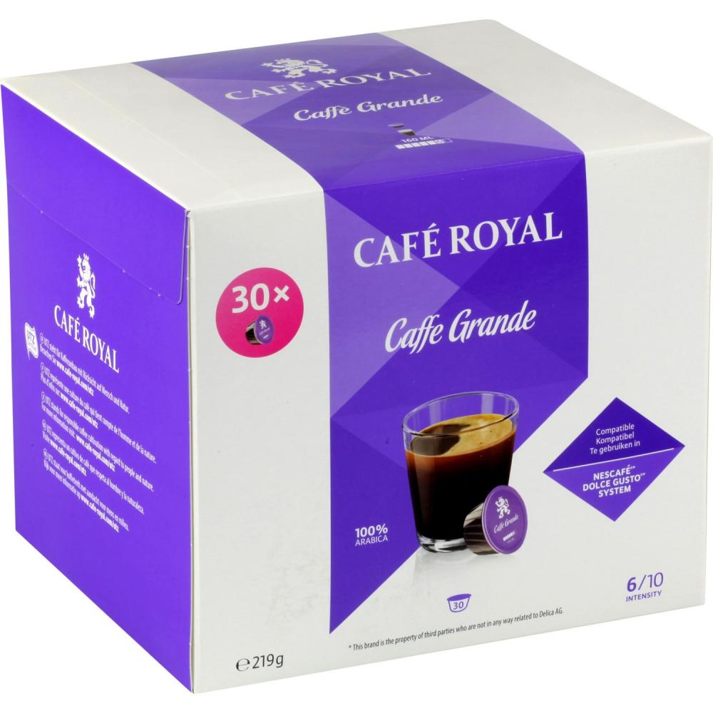 Cafe Royal Caffe Grande 219g