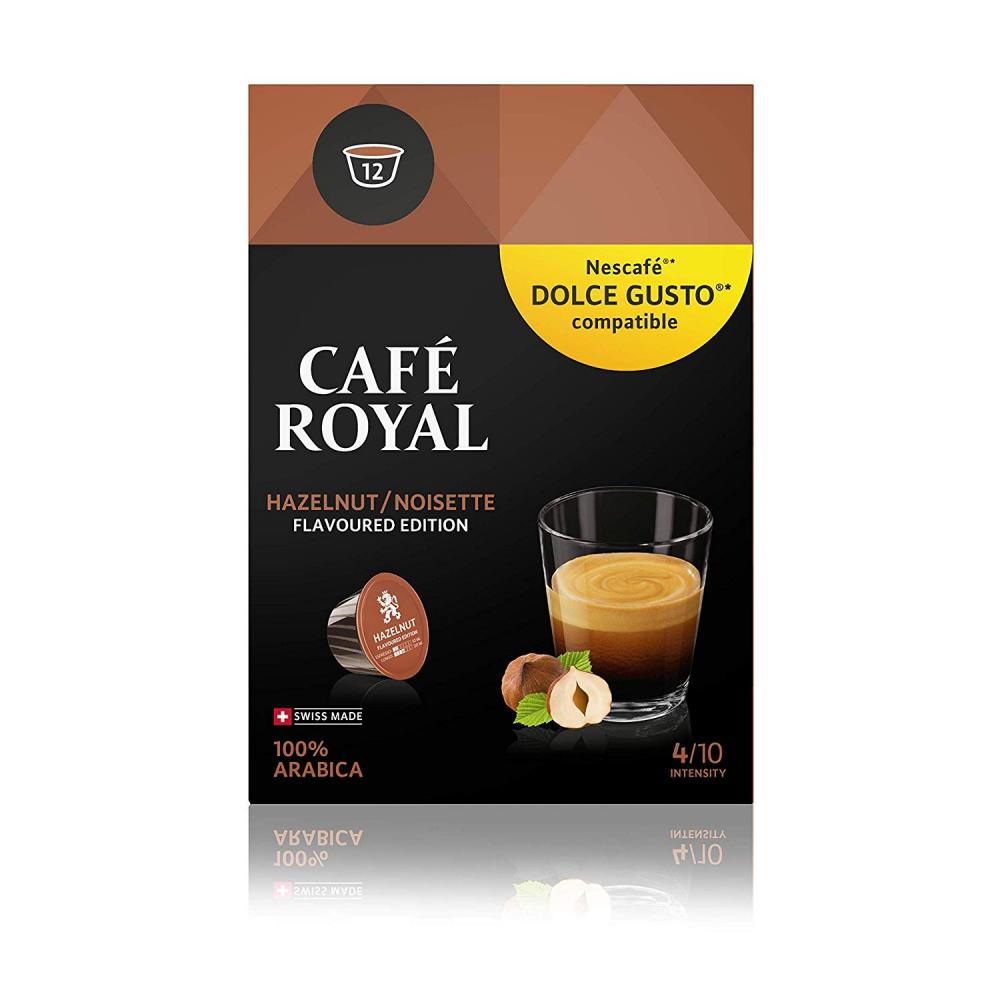 Cafe Royal Flavoured Edition Hazelnut 12 x 5.7g