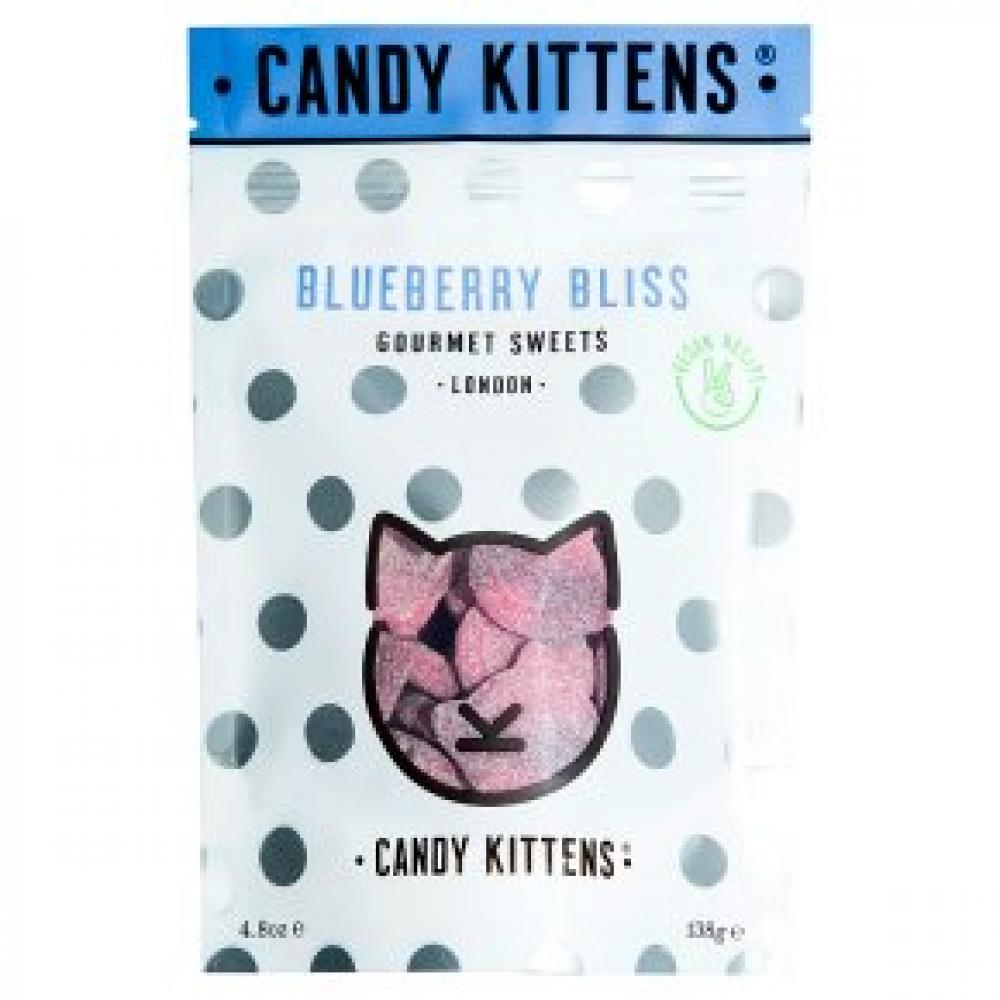 Candy Kittens Blueberry Bliss Vegan Sweets 138g