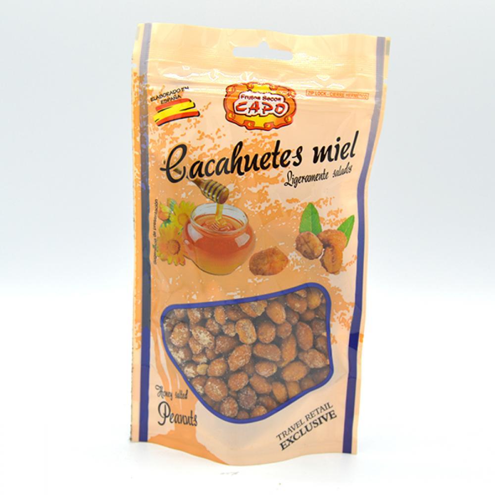 SALE  Capo Honey Salted Peanuts 150g