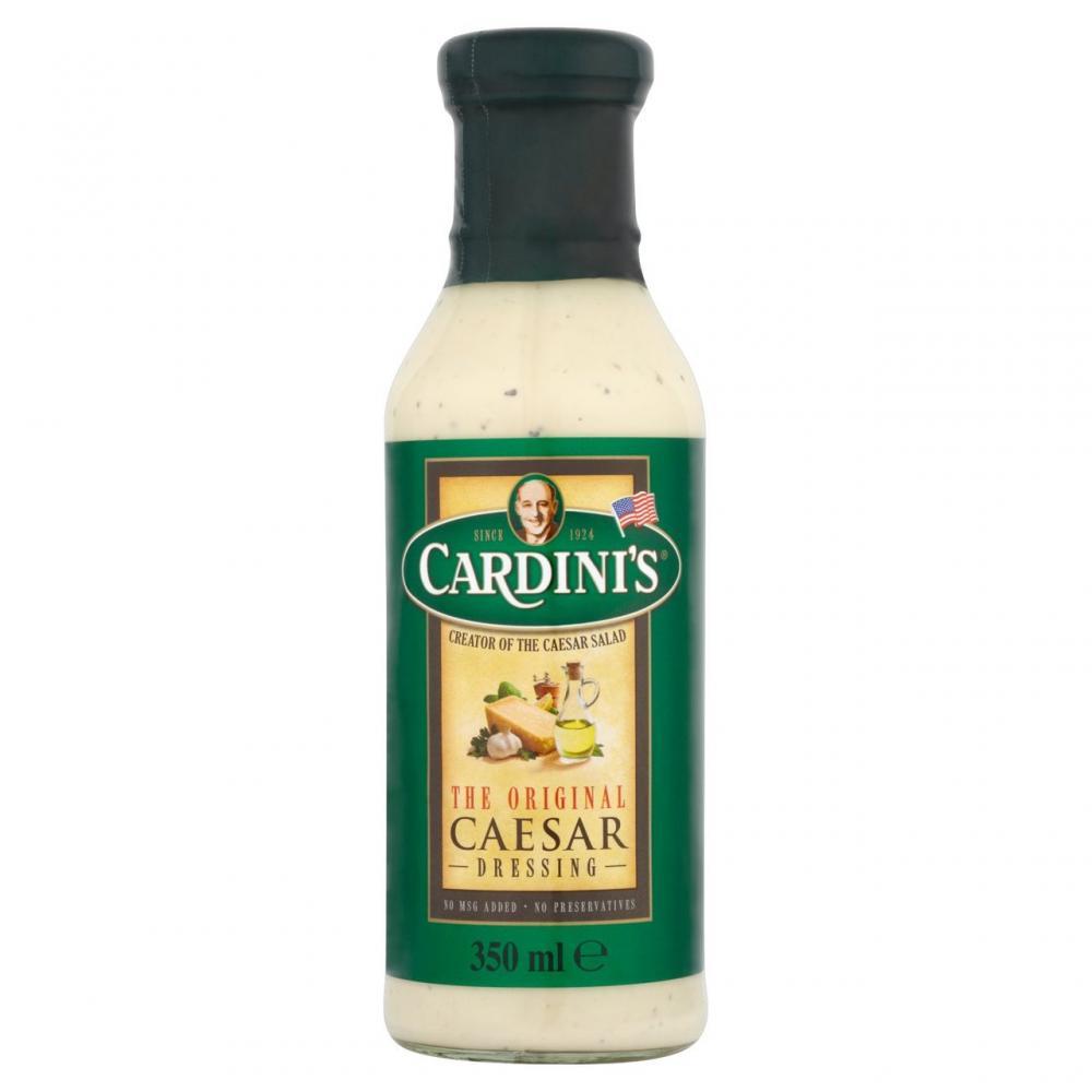 Cardinis Original Caesar Dressing 350ml