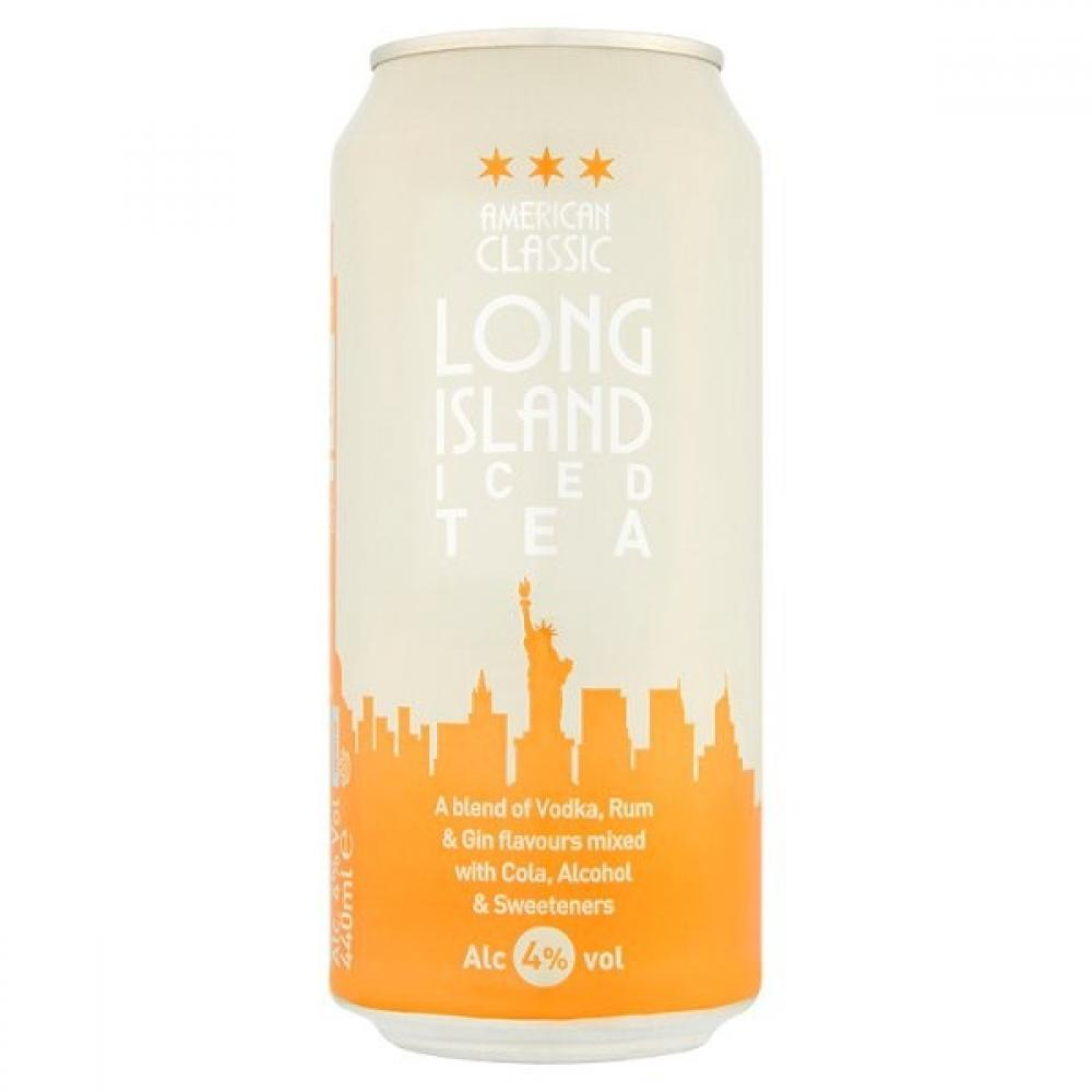 Caribbean Classic Long Island Iced Tea 440ml