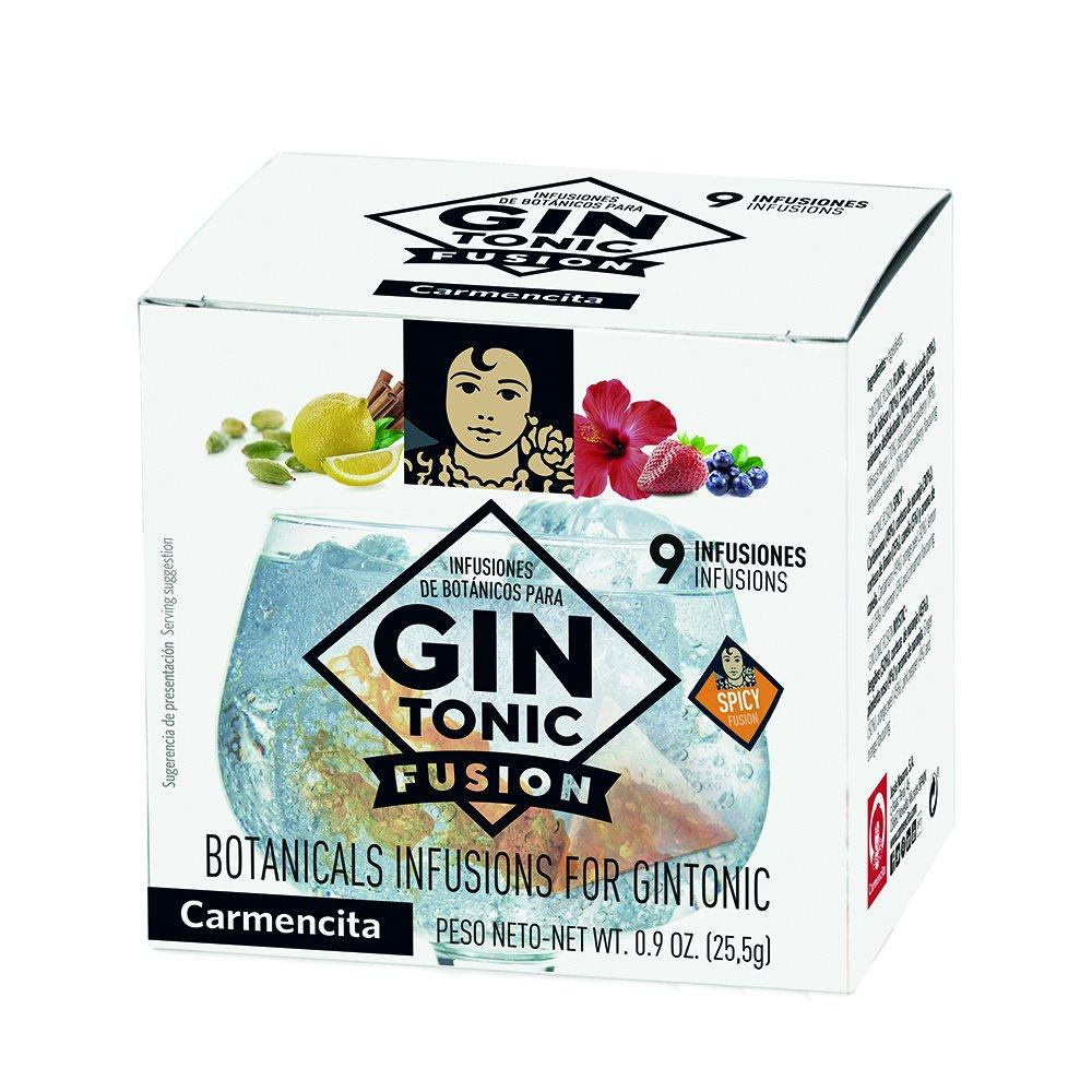 Carmencita Botanical Infusion For Gin Tonic 25.5g
