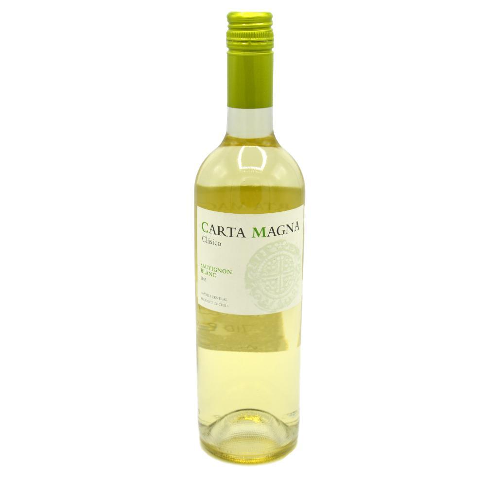 Carta Magna 2015 Sauvignon Blanc 750ml