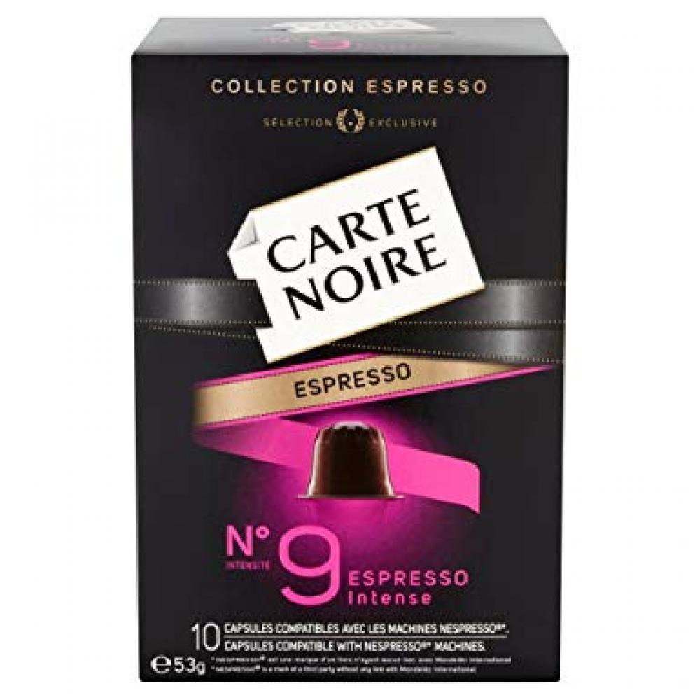 Carte Noire Espresso Intense 10 Capsules
