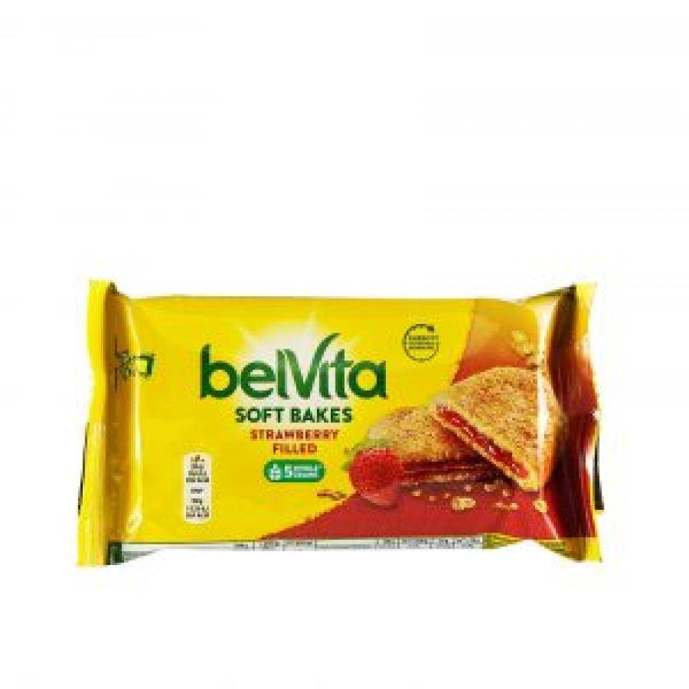 CASE PRICE  Belvita Soft Bakes Strawberry 14 x 50g