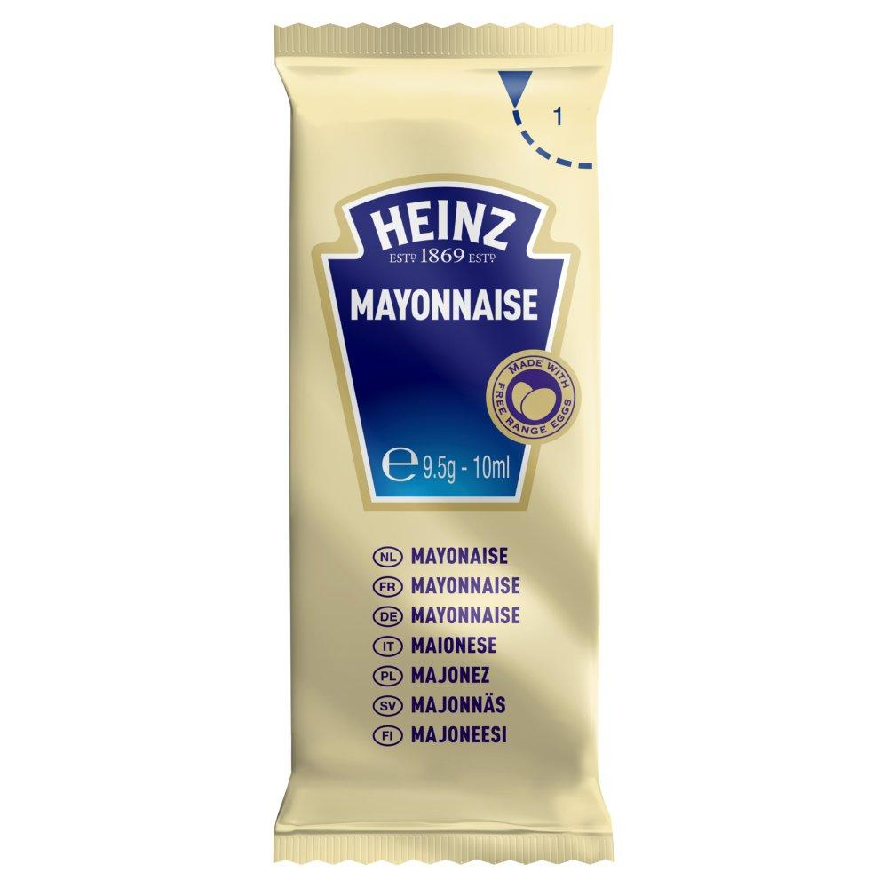 CASE PRICE  Heinz Mayonnaise 200 x 10ml