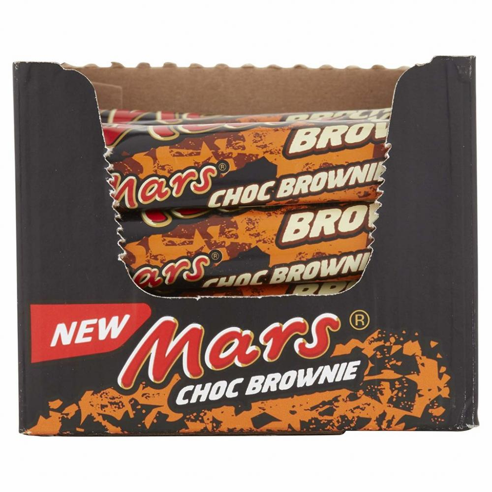Mars Chocolate Brownie 51g x 24