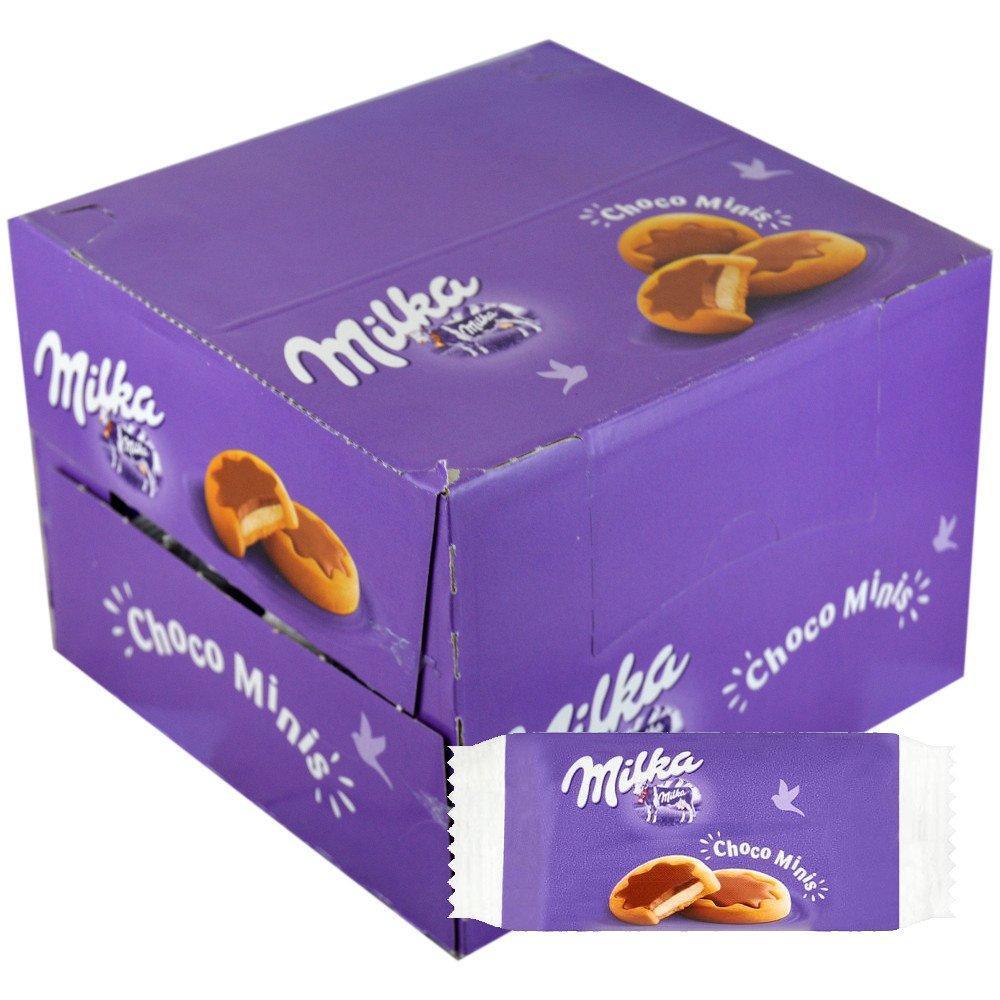 Case Price Milka Choco Minis 375g X 24