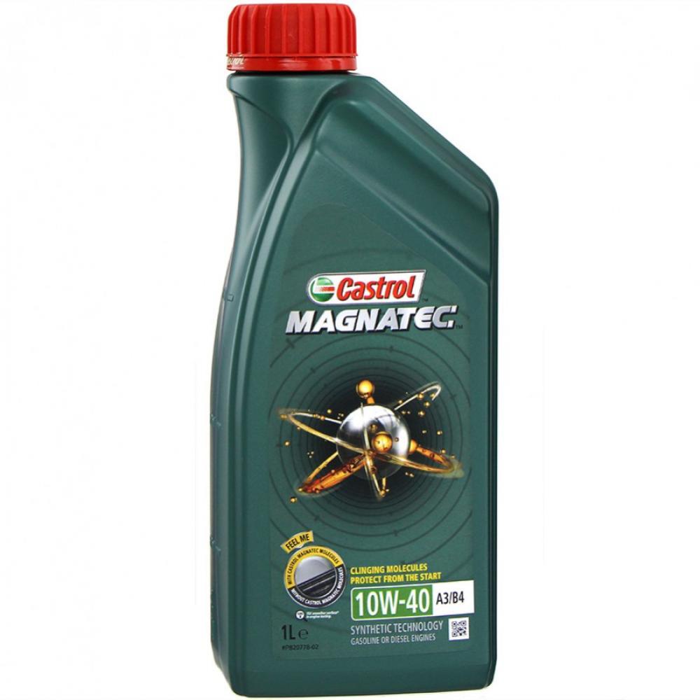 Castrol Magnatec 10W 40 Oil 1 Litre