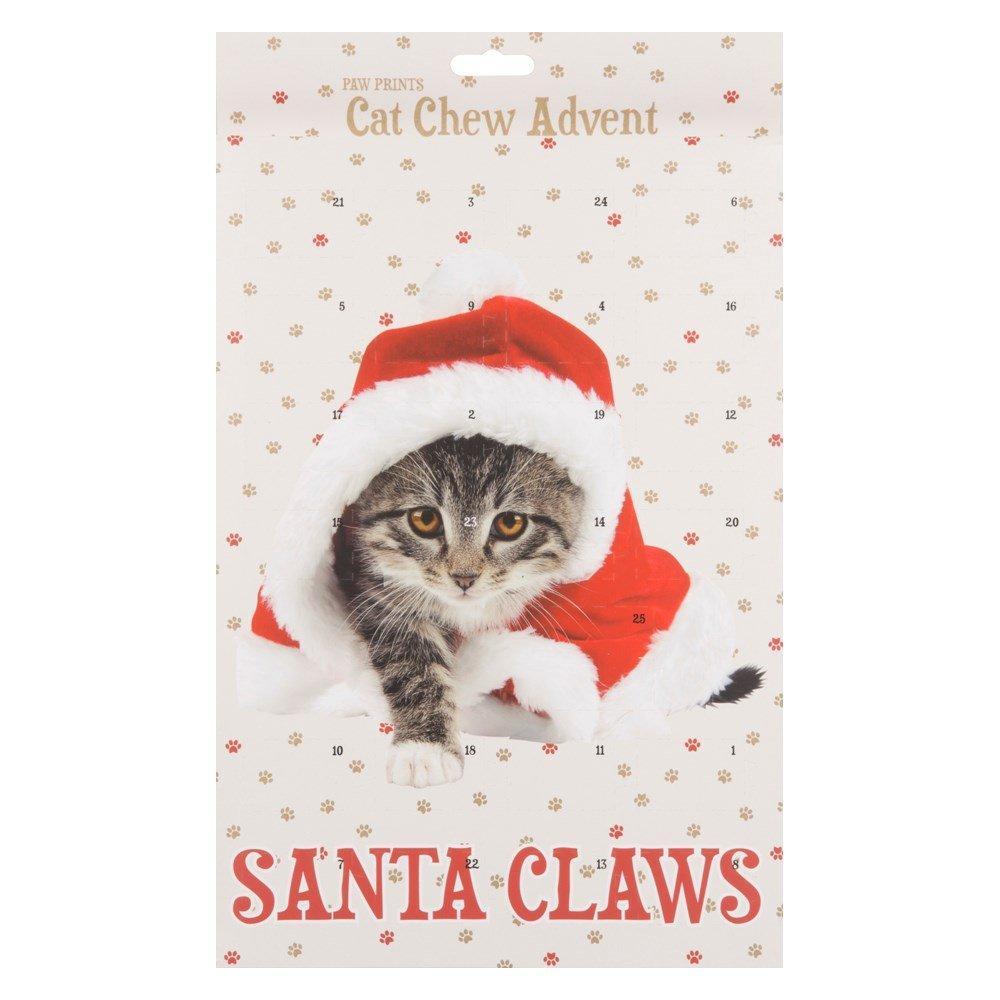 Cat Chew Cat Advent Calendar
