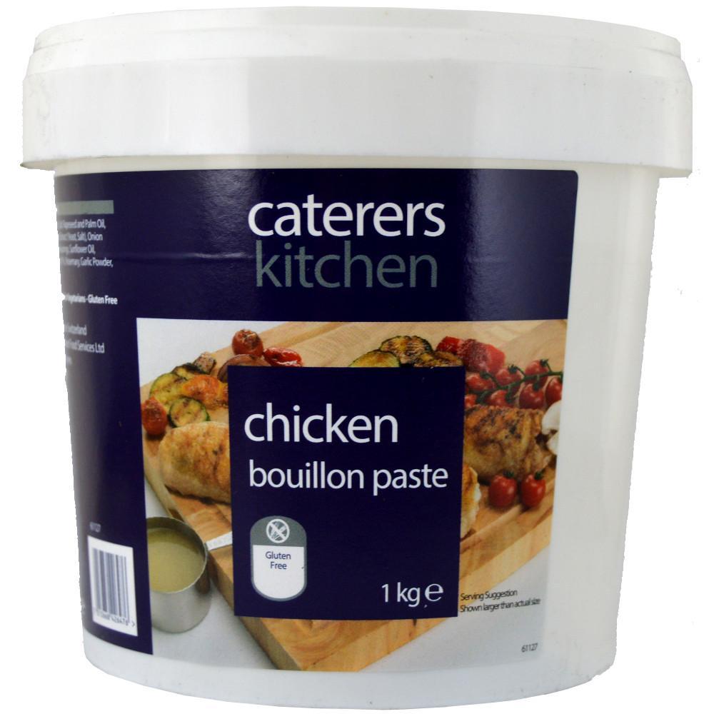 Caterers Kitchen Chicken Bouillon Paste 1kg