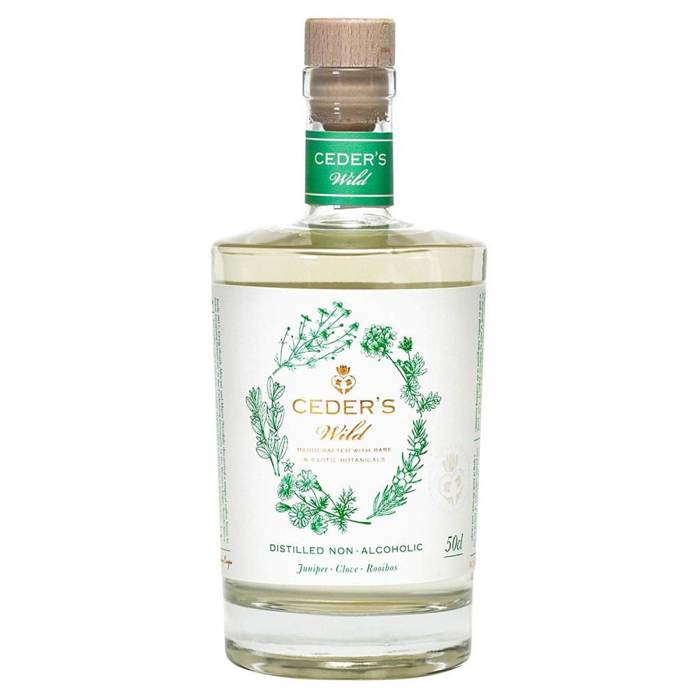 WEEKLY DEAL  Ceders Wild Non-Alcoholic Spirit 50cl