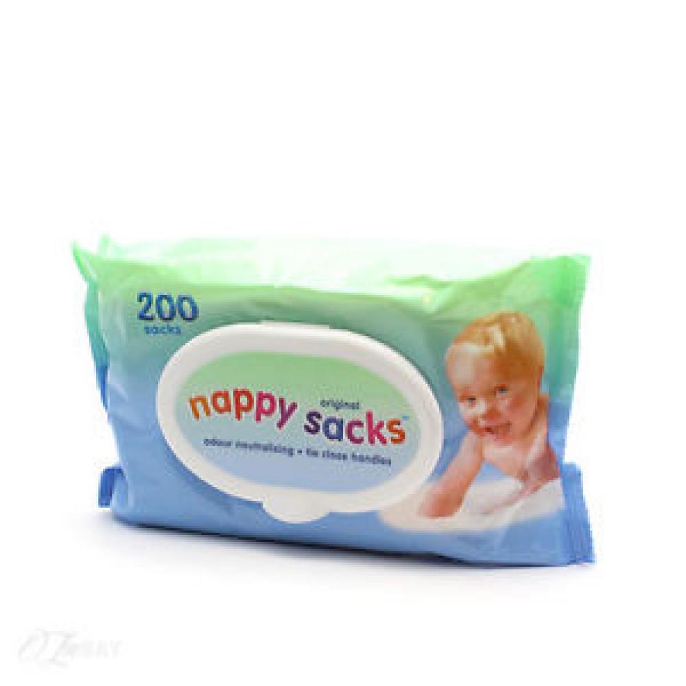 CeDo Limited Original Nappy Sacks 200