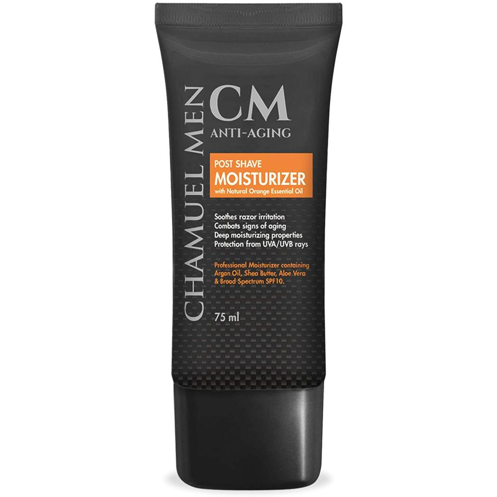 Chamuel Men Anti Aging Daily Aftershave For Men 75ml