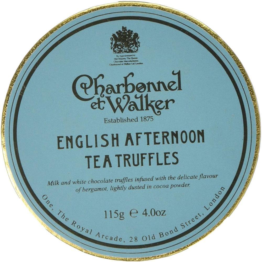 SALE  Charbonnel Et Walker English Afternoon Tea Truffles 115 g