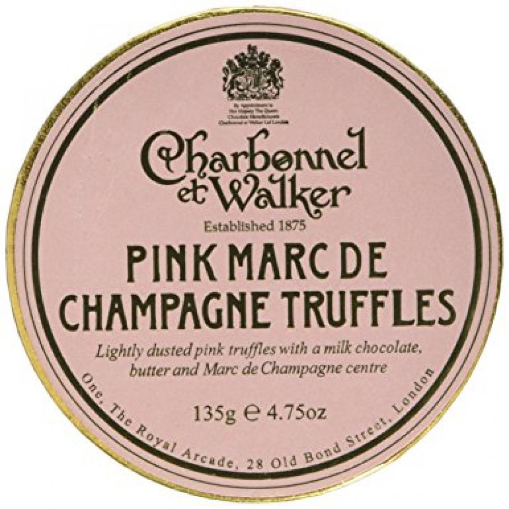 Charbonnel Et Walker Pink Champagne Truffles 135g