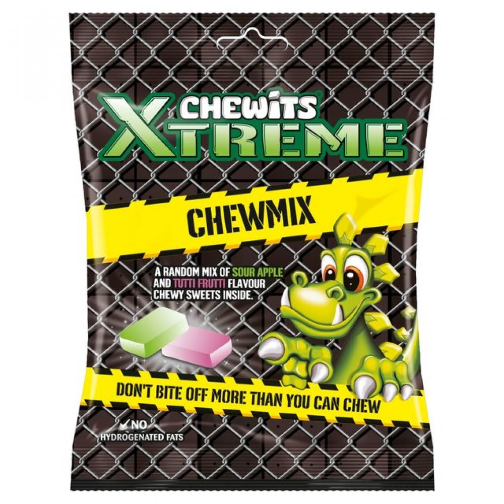 Chewits Xtreme Chew Mix 180g