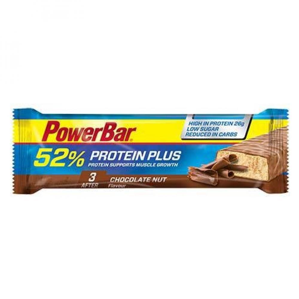 PowerBar Chocolate Nut Protein Plus Bar 50 g
