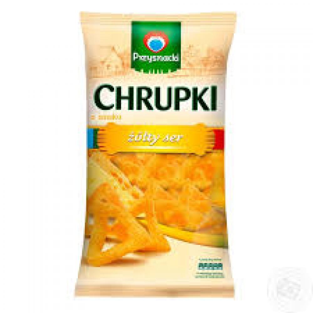 Chrupki Onion Flavour 150g