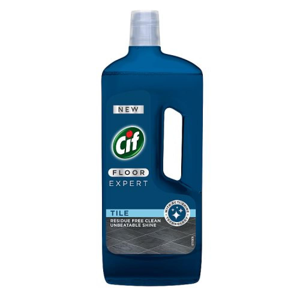 Cif Expert Bathroom Floor Cleaner 750ml