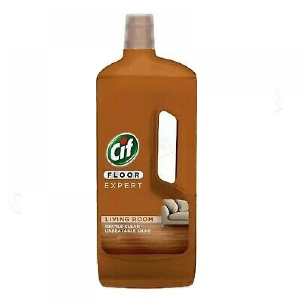 Cif Expert Living Room Floor Cleaner 750ml