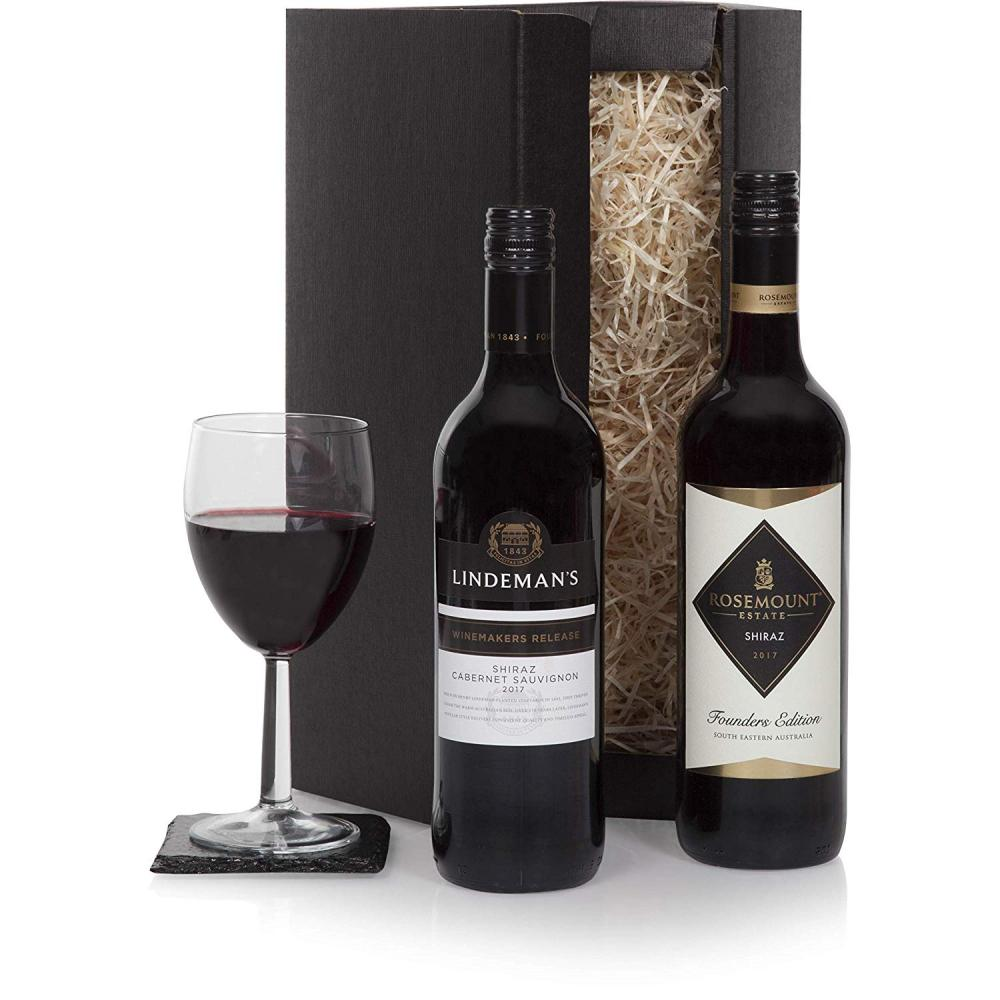 Clearwater Hampers Australian Red Wine Duo Selection