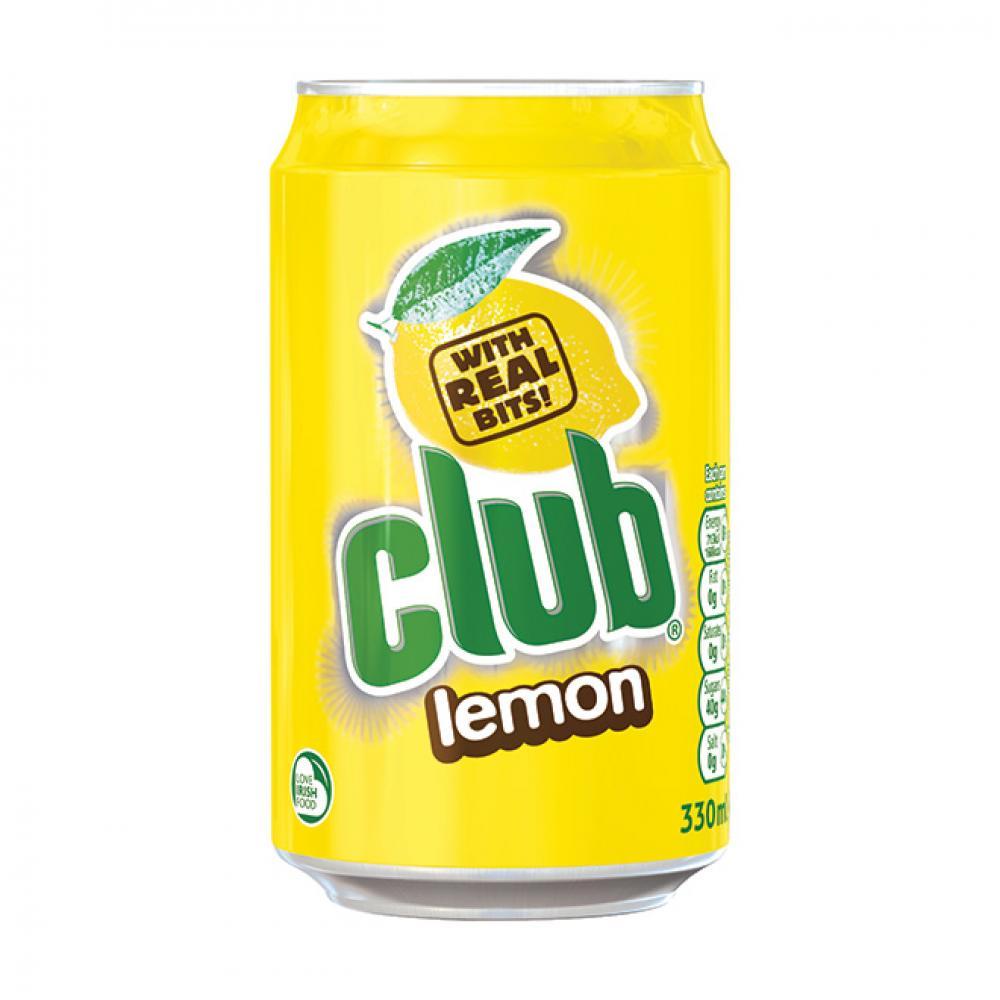 Club Lemon 330ml