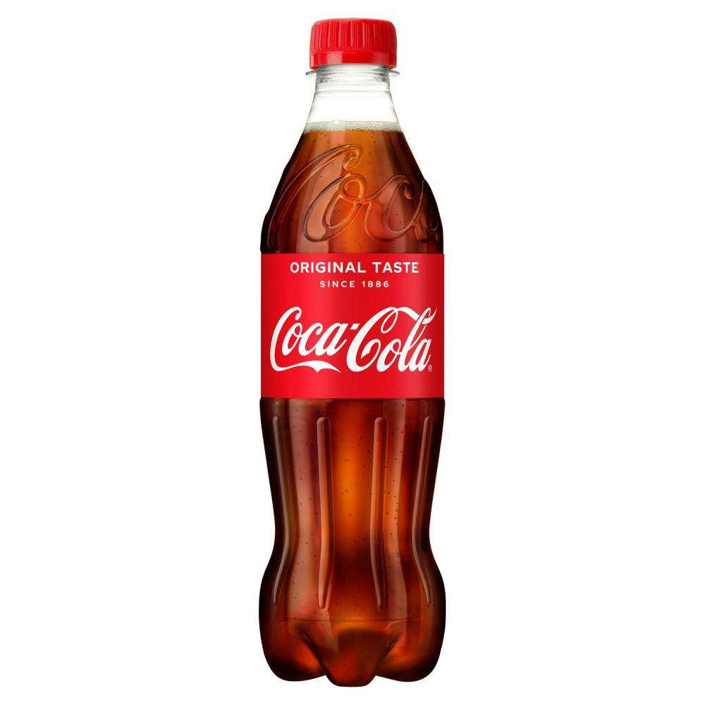 CLEARANCE  Coca Cola 500ml