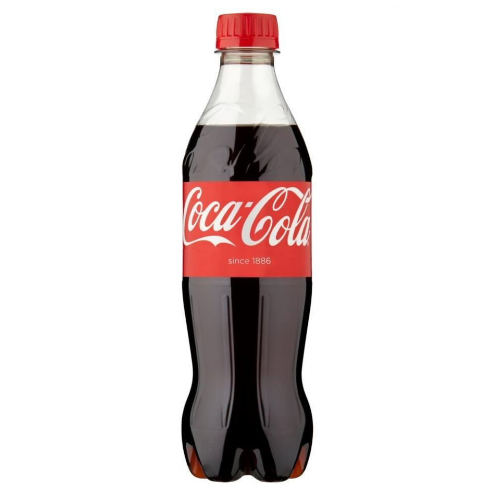 Coca Cola Bottle 500ml