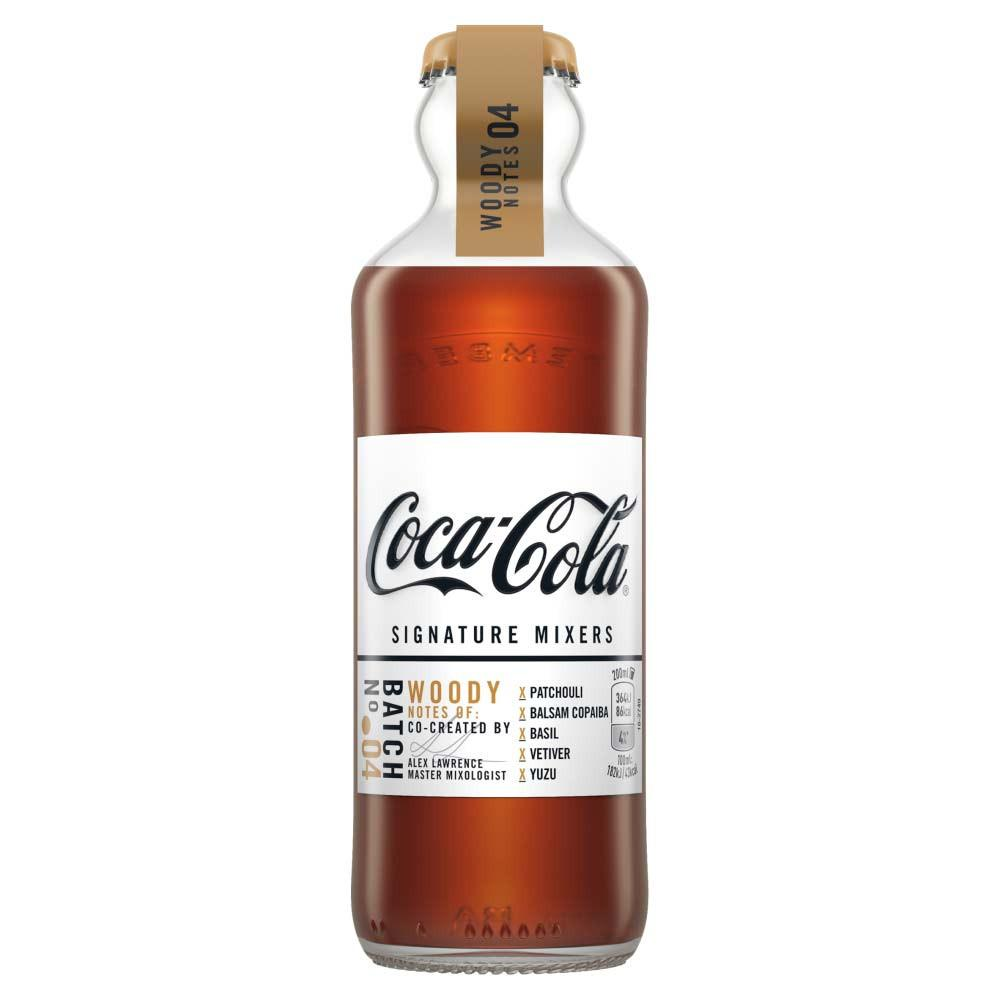 Coca Cola Signature Mixers Woody 200ml