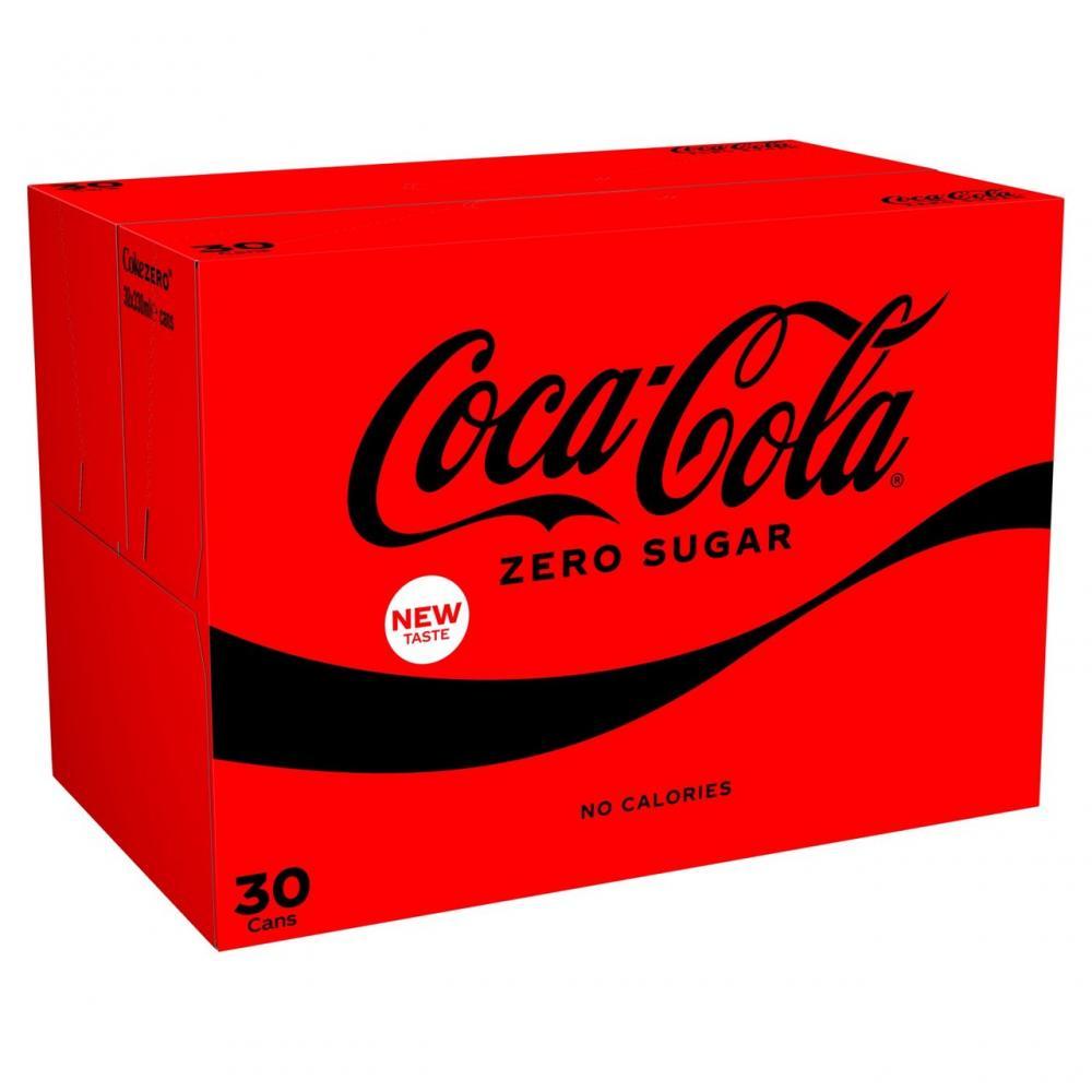 Coca Cola Zero 30 x 330ml