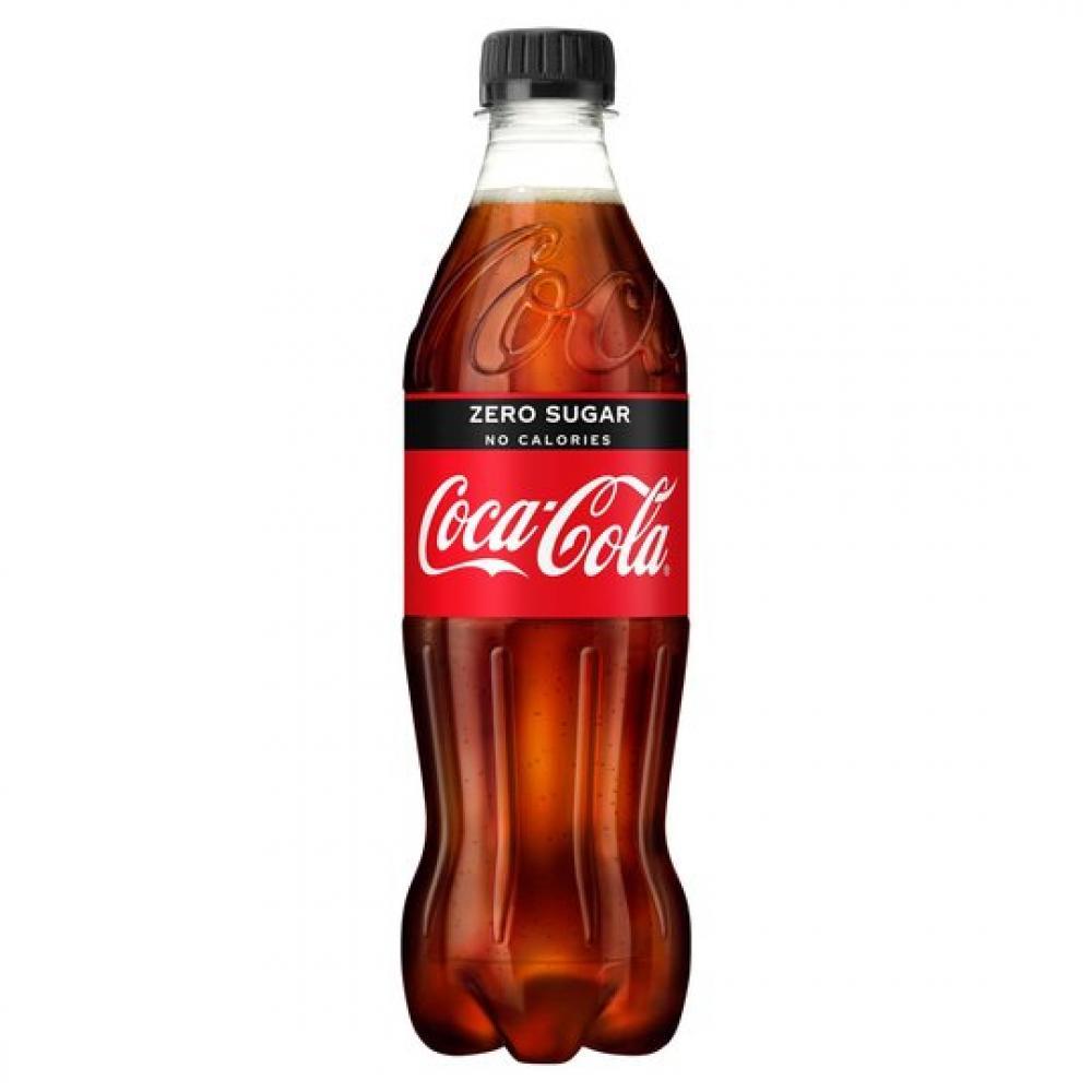 SALE  Coca Cola Zero 500ml