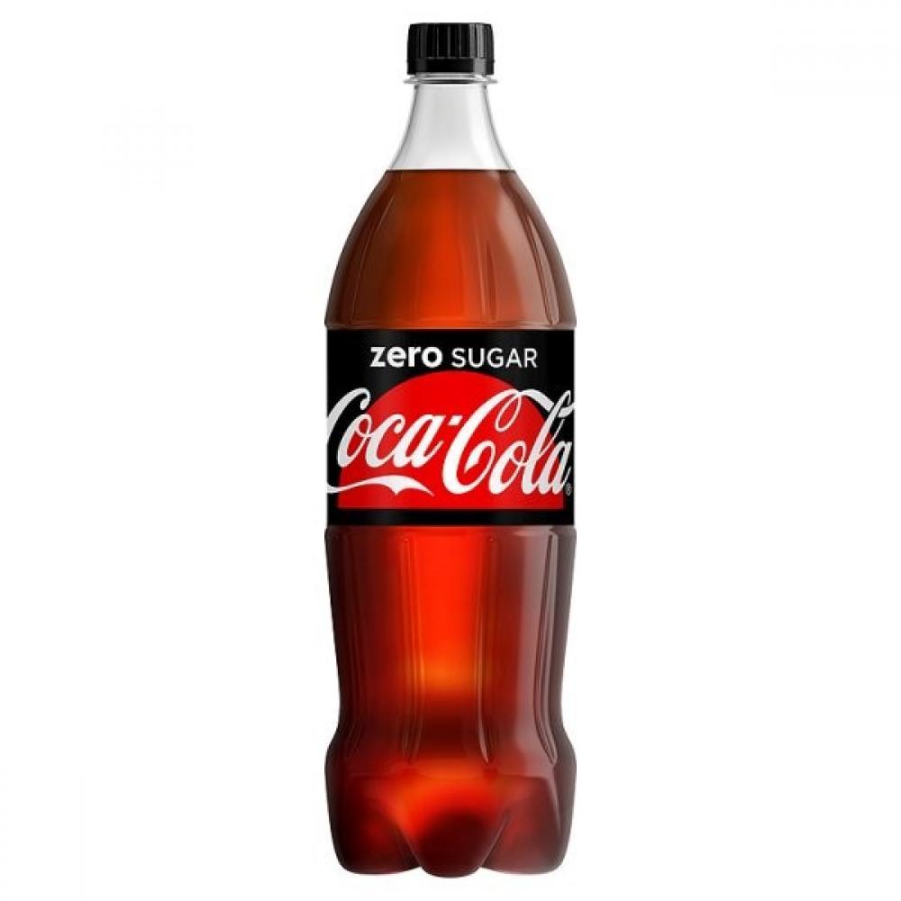Coca Cola Zero Sugar 1.25l