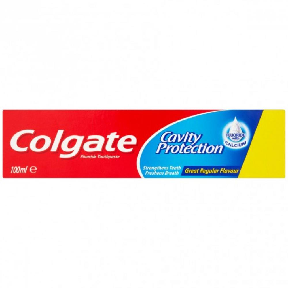 Colgate Cavity Protection Fluoride Toothpaste 100ml